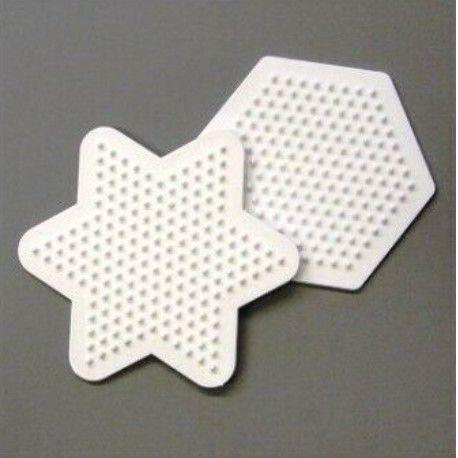 Support à Perles Etoile / Hexagone 9 cm Diam