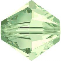 Toupie 5328 Chrysolite 6mm x1 Cristal Swarovki