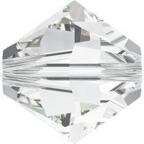 Toupie 5328 Crystal 6mm x1 Cristal Swarovki