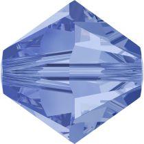 Toupie 5328 Light Sapphire 6mm x1 Cristal Swarovski