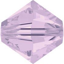 Toupie 5328 Rose Water Opal 4mm x 50 Cristal Swarovki
