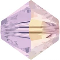 Toupie 5328 Rose Water Opal AB 4mm x 50 Cristal Swarovki