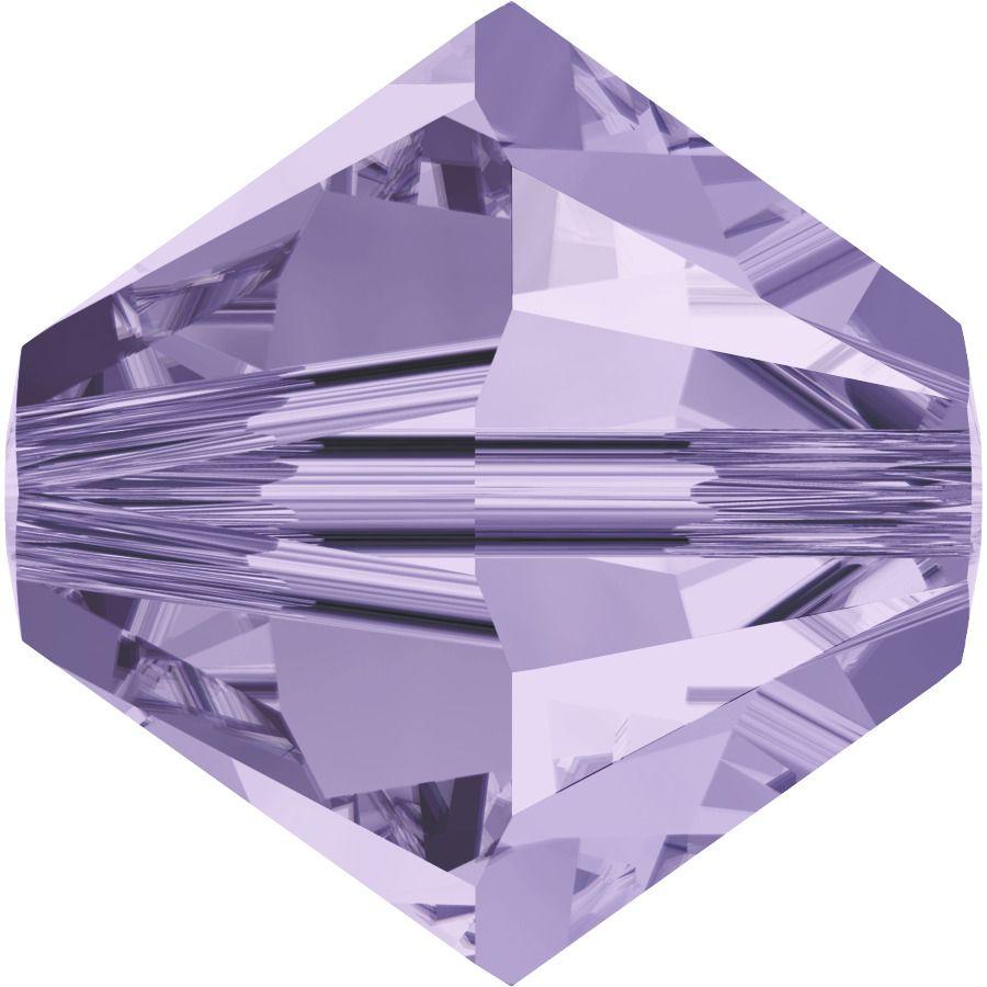 Toupie 5328 Violet 6mm x1 Cristal Swarovski